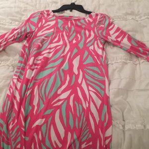 Lilly Pulitzer Ophelia Swing Dress Size Small